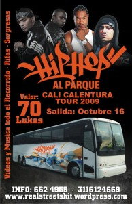 Hip Hop TOUR